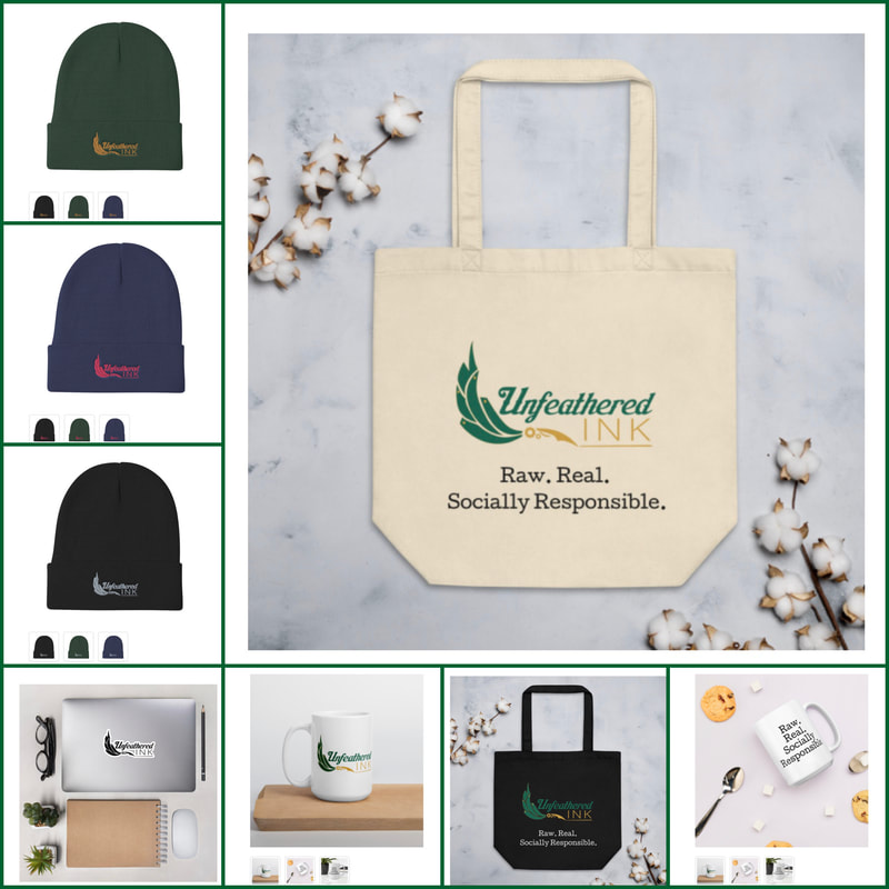 Unfeathered Ink_Merchandise